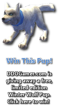 Win this pup!