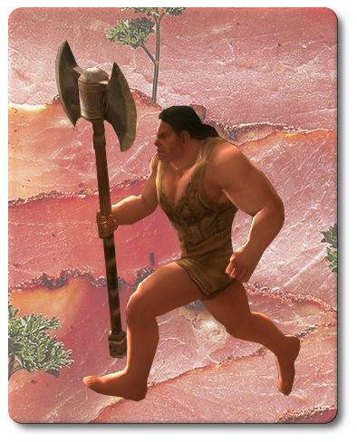 Hocks the Barbarian