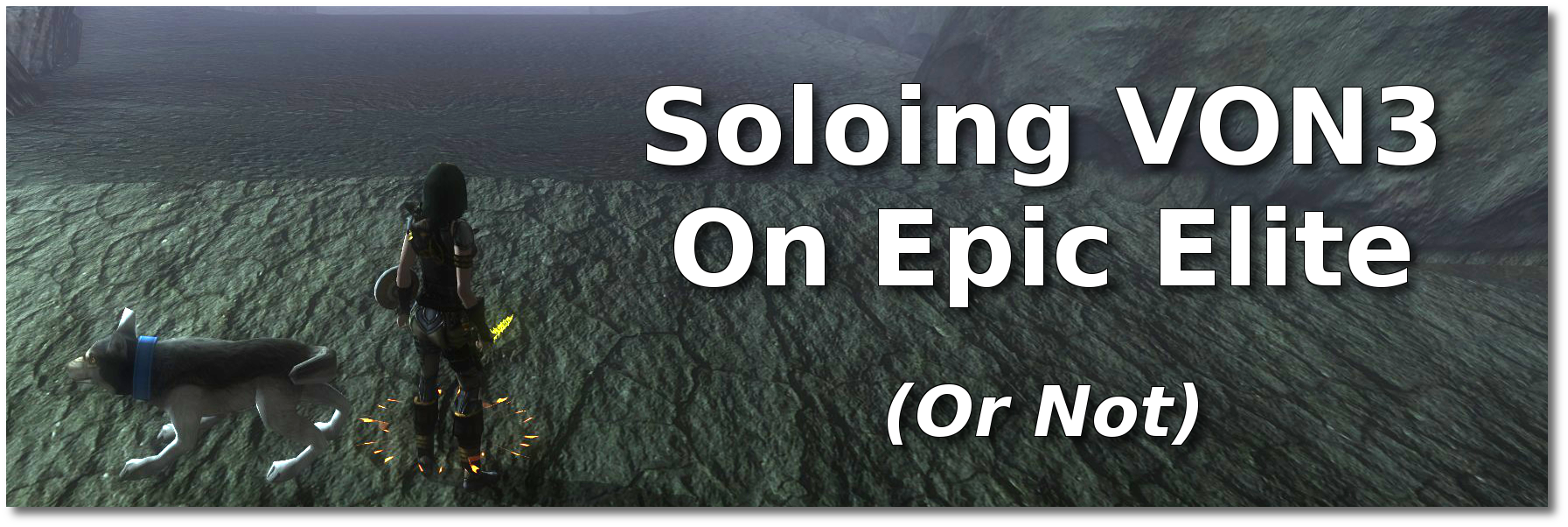 Soloing VON3 on EE - or Not