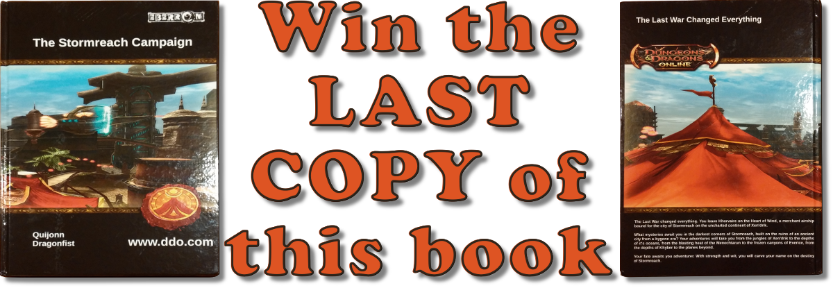 Win the Last Copy of this Book!