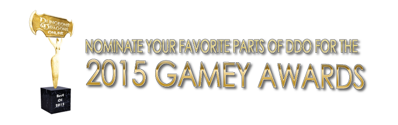Get Your Nominations In for the 2015 Gamey Awards