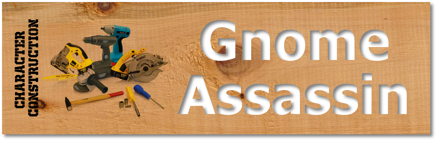 Gnome Assassin