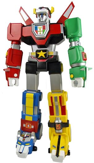 Die Cast Lion Team Voltron
