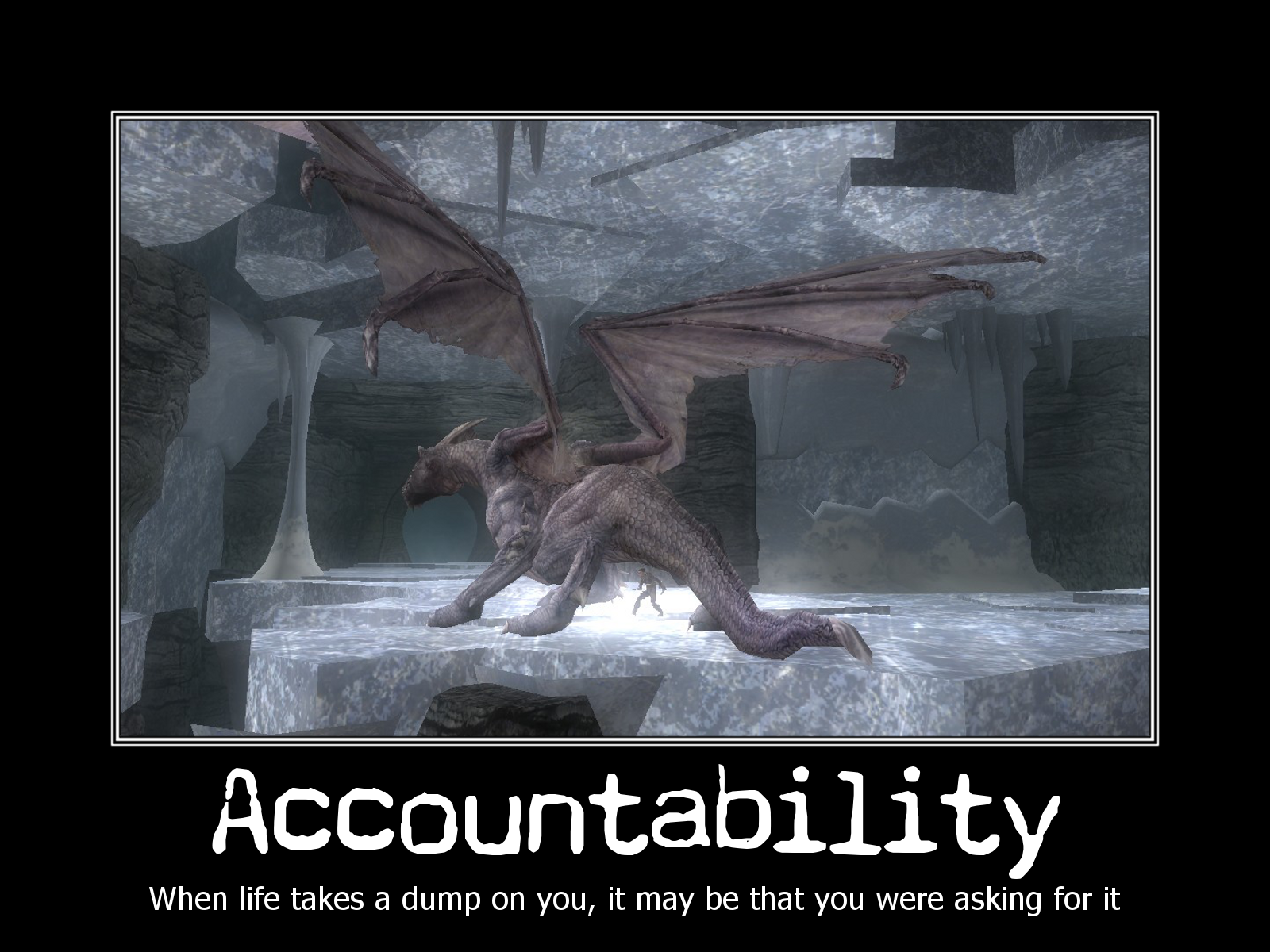 Accountability God