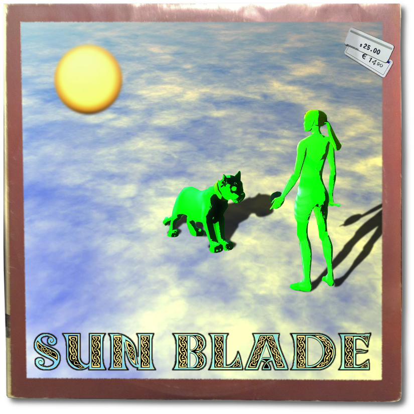 Sun Blade - featuring the hit song