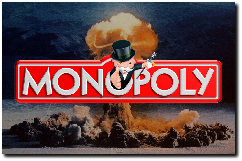 Nuclear Monopoly