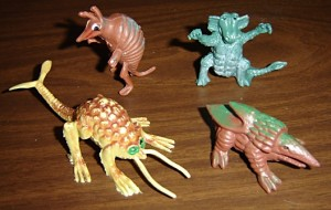 Chinese Monsters