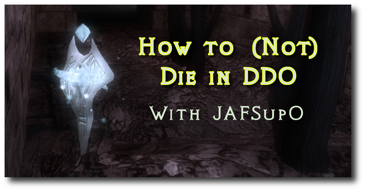 How to Not Die (With @JafSup0)