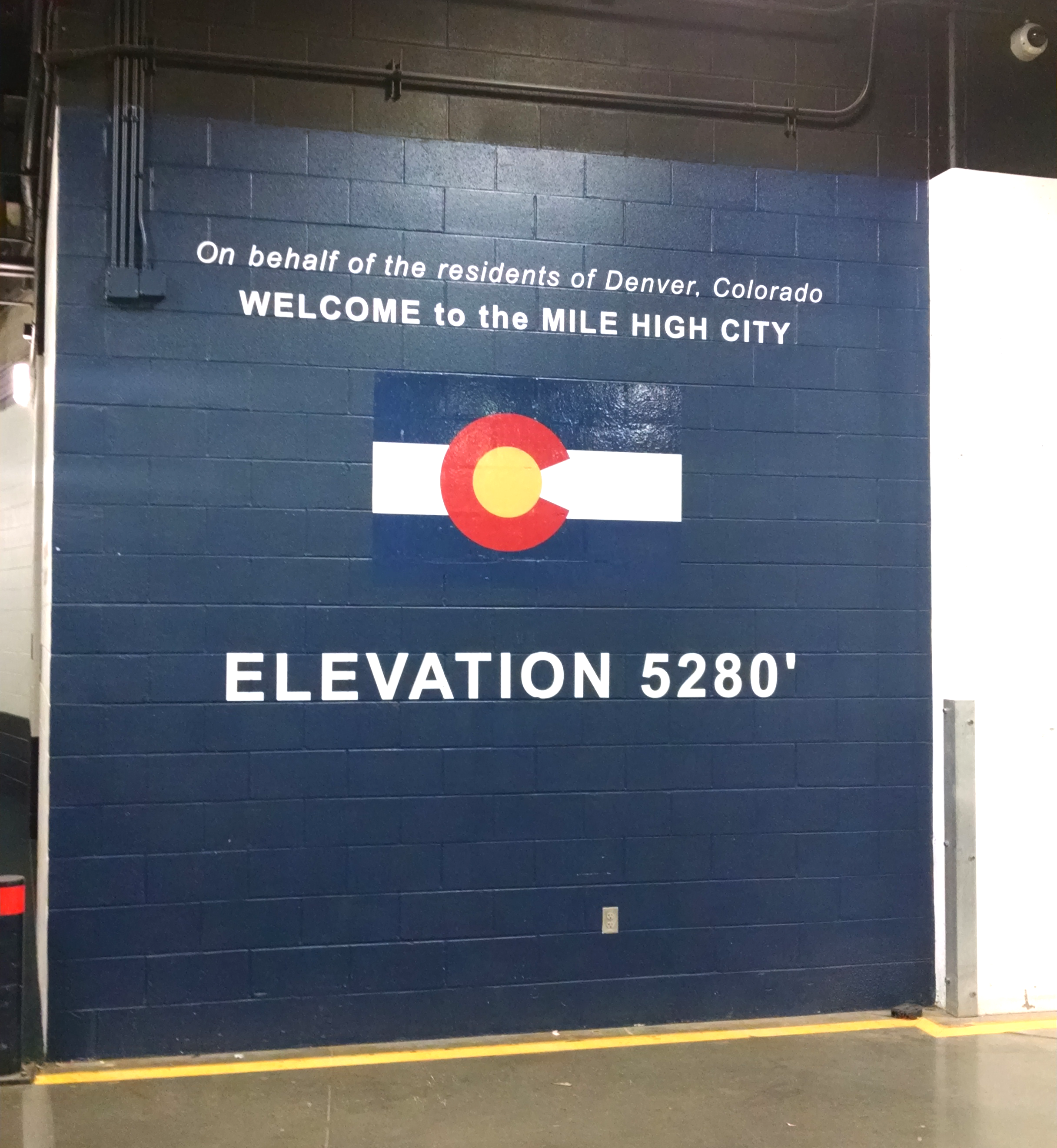 Postcard From A Mile High