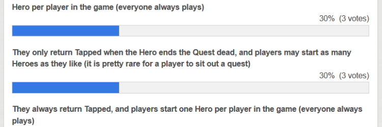 DDO the Card Game: Decisions, decisions