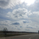 Cross-Country, With Cats: Under the Kansas Sky