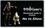 DDOGamer's Illustrated Guide to Emotes (No to Show)